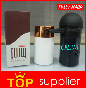 Hair Loss Concealer Fully Keratin Hair Building Fibers for Both Men and Women pictures & photos