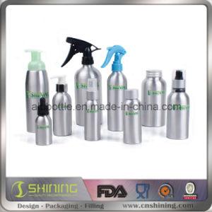 Aluminum Screw Bottle with Cap pictures & photos