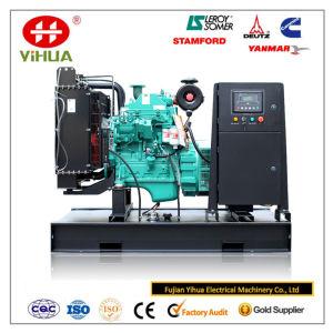 Cummins Dcec OEM 25-250kVA/20-200kw Open Diesel Generator Set pictures & photos