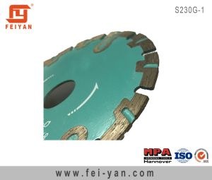 Turbo Blade with Protective for Granite pictures & photos