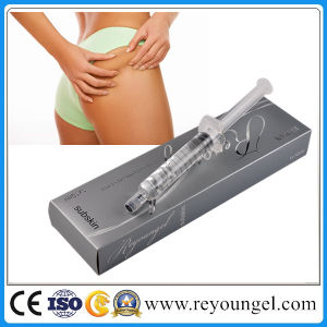Hyaluronate Acid Injection Buttock Augmention pictures & photos