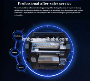 Hot Sale A3 Size High Speed T Shirt Textile Digital Printing Machine pictures & photos