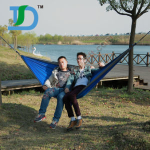 Garden Outdoor Camping Parachute Double Hammock pictures & photos