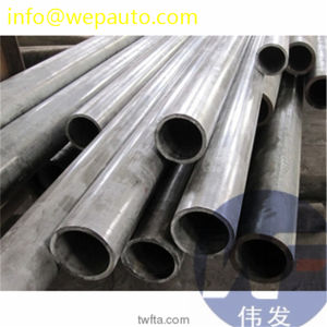 Hydraulic Seamless Steel Pipe St52 Supplier pictures & photos