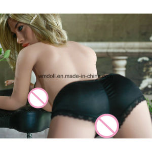 Real Silicone Sex Dolls Real Doll with Big Ass pictures & photos