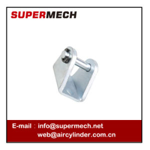 U Fixed for ISO 6432 Aluminum Alloy Pneumatic Cylinder Accessories pictures & photos