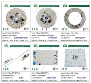220V LED Light Module 7W 650lm AC LED Module