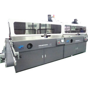 Automatic Beverage Glass Bottles Multi Colors Screen Printing Machine