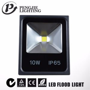 Hot Sale 10W LED Floodlight with Ce RoHS (IP65) pictures & photos