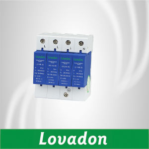 The Lei-MD-25 Switch Modular SPD Surge Protector Device pictures & photos