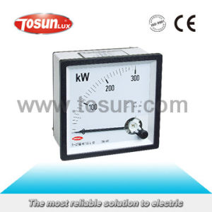 Analog Display AC or DC Voltmeter pictures & photos