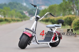 Scooter Electric 1500W Lithium Battery Citycoco Electric Scooter for Adult pictures & photos