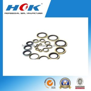 Rubber NBR Bonded Seals with ISO 16949 (M42) pictures & photos