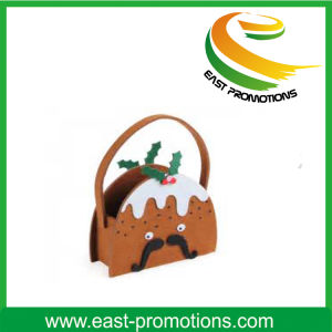 Cartoon Pattern Felt Bag for Gift pictures & photos