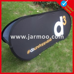 Portable Standing Frame Display Banner pictures & photos