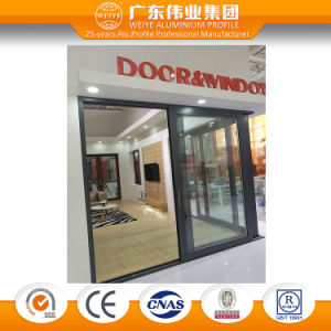 New Products of Sliding Aluminium Door Customized Size pictures & photos