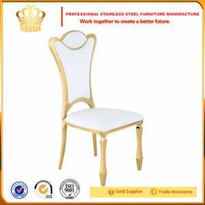 Popular High Quality Room Furniture PU Leather Banquet Chair pictures & photos