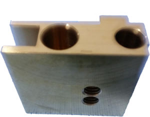 Brass/Copper/Bronze/CNC Turning Precise Brass Steel Parts pictures & photos
