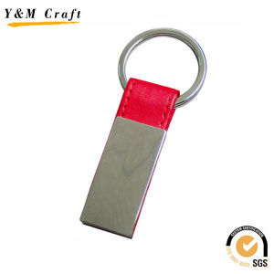 Leather Blank Key Chain for Car Logo pictures & photos