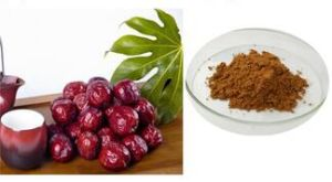 Chinese Date Fruit Extract Powder, Ziziphus Jujuba Extract Powder pictures & photos