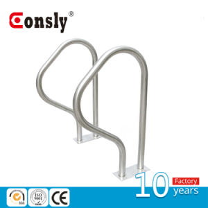Stainless Steel Raiing Pool Fence Handle/Pool Handrail pictures & photos