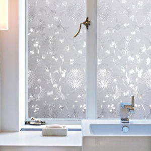 Static Cling Window Film Refraction Series-Z018 pictures & photos