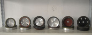Resin Wheel for Northglass Twin Edger pictures & photos
