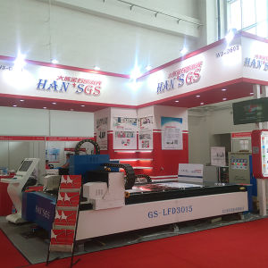 High Cost-Effective Laser Machine Fiber Laser Cutting Machine for Metal Cutting pictures & photos
