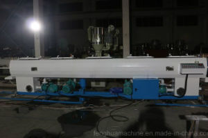 Hot Sale High Efficiency PVC Pipe Extrusion Line pictures & photos