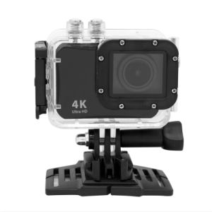 16MP 4k 60m Waterproof WiFi Sports Camera pictures & photos