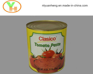 Canned Tomato Paste Fresh Tomato Vegetable pictures & photos