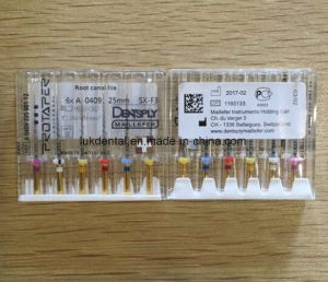 Manufacturer Top Quality of Dentsply Protaper Files Dental Files Instrument pictures & photos