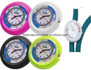 Nurse Stethoscope Timer Clock Stethoscope Watch pictures & photos