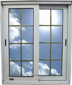 High Quality America Standard PVC/Aluminium Sliding Window pictures & photos