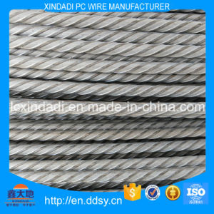 7mm Prestressed Concrete Wire Export to Kenya