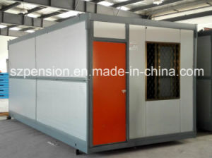 Colorful Design Mobile Prefabricated/Prefab Construction Area House pictures & photos