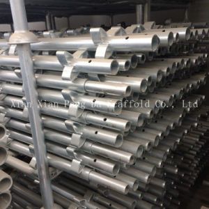 Quick Stage Scaffold Metal Steel Adjustable Shoring Prop for Formwork pictures & photos
