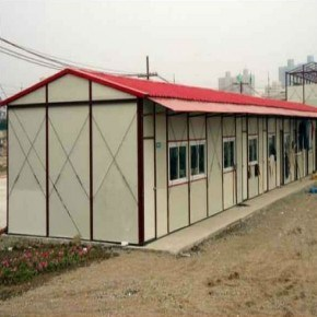 Prefabricated House Steel Structure (SSH-002) pictures & photos