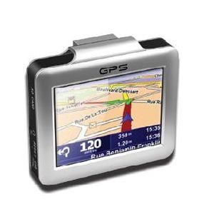"""GPS Navigation - 3.5"""" (GPS-353)"""