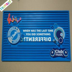 Brand Printed High Quality PVC Bar Counter Mat