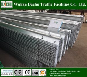 Roadside W-Beam Steel Guardrail pictures & photos
