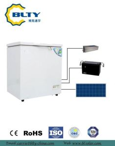 Solar Refrigerator and Freezer of Difference Size with Ce & RoHS pictures & photos