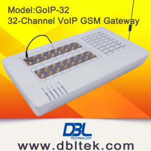 GoIP 32 Port GSM Gateway with Bulk SMS Message for Free Call Termination pictures & photos
