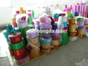 Spangle Film for Embroidery - Textile, Apparel
