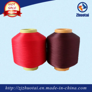 4070/24f 100% Nylon Spandex Covered Yarn pictures & photos