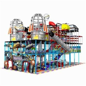 Cheer Amusement Space Themed Indoor Playground Equipment (CH-AP110118.01) pictures & photos