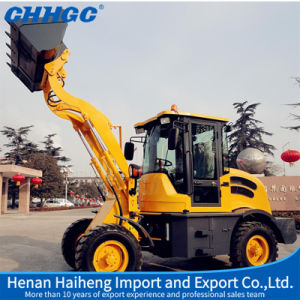 5ton Mini Loader with Snow Shovel, Construction Machinery Wheel Loader for Sale pictures & photos