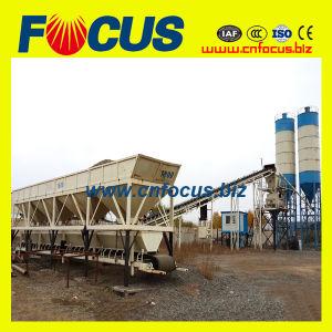 Wet Mix Stationary Concrete/Cement Mixer Plant/ Concrete Machine / Construction Machine pictures & photos