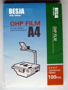 Ohp Film (BJ-8050)