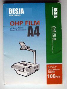 Ohp Film (BJ-8050) pictures & photos